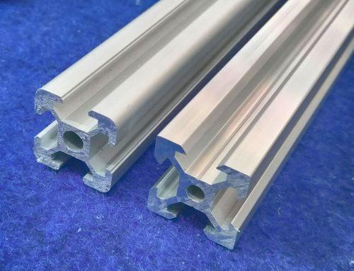 Aluminium Extrusion Profile T-Slot vs V-Slot
