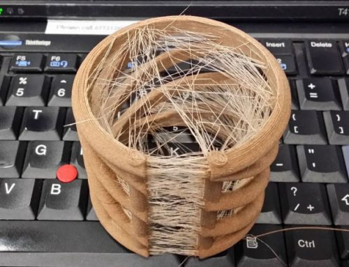 Stringing (Cetakan Berambut)