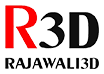 Rajawali3D Logo